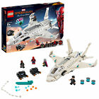 LEGO Marvel Super Heroes Stark Jet and the Drone Attack Set 76130 Free Ship