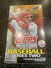 2020 Topps Series 2 Hobby Box Factory Sealed 1 Auto or Relic + 1 Silver Pack