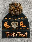Trick R' Treat Horror Toboggan Knit Beanie Fright Rags Sold Out OOP Halloween