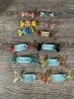 Glass Candy Candies Beautiful Set of 12 Possibly Murano