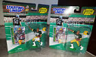 LOT OF 2 - 1999 DORSEY LEVENS Green Bay Packers Rookie Starting Lineup