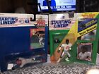 2- Deion Sanders Starting Lineup Action Figures 1992 & 95. NEW-