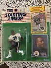1990 KENNER STARTING LINEUP NFL NEAL ANDERSON WHITE JERSEY CHICAGO BEARS -NOS