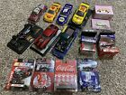 lot of Nascar Diecast Cars 124 164 187 And Other 17 pieces As Is