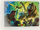 1988 Topps Dinosaurs Attack Trading Cards 21