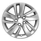Wheel for 2014 2017 Buick Regal 18x8 SILVER Refinished 18 Inch Rim