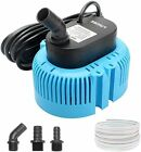 Pool Cover Pump Above Ground Submersible Sump Pump Swimming Water Removal Pum