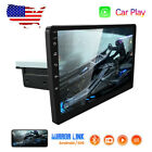 101 Car Stereo Apple Android Carplay Touch Screen Single 1Din Radio Bluetooth