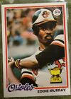 Eddie Murray Cards, Rookie Cards and Autographed Memorabilia Guide 6