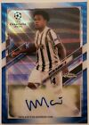 2021 Topps Weston McKennie Curated UEFA Champions League Soccer Cards 20