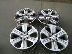 20 Ford F150 OEM Factory Chrome PVD Wheels Expedition Lariat