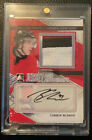 2014 Connor McDavid ITG Heroes and Prospects Jersey Auto Autograph 1 of 19