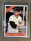 Cheap Mickey Mantle Cards  - 10 Awesome Cards for Under $20 30