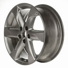 62517 Nissan Murano 2009 2010 18 inch Used Wheel Rim All Painted HyperSilver