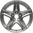 Wheel for 2004 2006 Acura TL 17x8 SILVER Refinished 17 Inch Rim