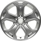 Wheel for 2011 2014 Ford Edge 18x8 SILVER Refinished 18 Inch Rim