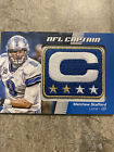 2012 Topps Football NFL Captain Patch Relic Cards Visual Guide 50