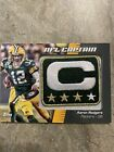 2012 Topps Football NFL Captain Patch Relic Cards Visual Guide 47