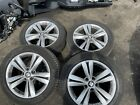 SEAT ALHAMBRA SHARAN 2017 ALLOY WHEELS 225/50/17 - SET OF 4 *Cash On Collection*