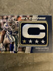 2012 Topps Football NFL Captain Patch Relic Cards Visual Guide 39