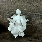 Vintage Avon Nativity Collectibles 1985 The Flying Angel Hanging Porcelain