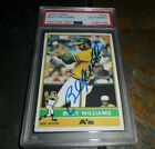 Billy Williams Cards, Rookie Card and Autographed Memorabilia Guide 33