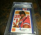 Jose Canseco Cards, Rookie Cards and Autographed Memorabilia Guide 37