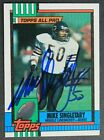 Mike Singletary Cards, Rookie Cards and Autographed Memorabilia Guide 46