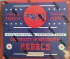 2016 Panini OLE MISS Mississippi Rebels Multi-Sport Factory Sealed Hobby Box