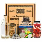 Perfect Pregame Alcohol Infusion Kit Make Your Own Homemade Liquor Infusions G