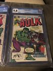 hulk 271 cgc 9.8 First appearance of Rocket Racoon