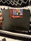 Mutation Nation Neo Geo American Aes Cartridge Only No Box Excellent Condition