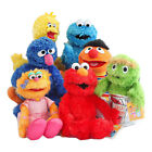 Sesame Street Elmo Cookie Monster Soft Plush Toy Doll Kid Educational Toys Gifts