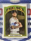 2021 Topps Heritage High Number Baseball Cards 48