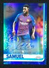 2018-19 Topps Finest UEFA Champions League Soccer Cards 12