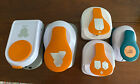 Lot of 5 Assorted Paper Punches For Craft Diecuts FISKARS Tags Lisa Griffith