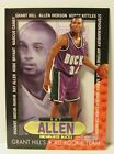 Grant Hill Rookie Cards and Memorabilia Guide 20
