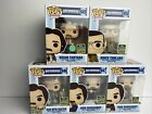 Funko Pop! Movies Anchorman SDCC 2020 Exclusive Complete Set With Pop Protector
