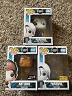 Ready Player One Funko POP Set Of 3! Hot Topic and GameStop Exclusives!!