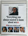 Everything You Always Wanted to Know About Sex Blu ray Twilight Time LE Sealed