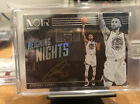 STEPHEN CURRY 2019 PANINI NOIR GOLD INK AUTO REIGNING NIGHTS🔥 #1 1 White BOX🔥