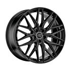 ALLOY WHEEL MSW 50 FOR AUDI RS6 I SERIE 8x18 5x112 ET 35 GLOSS BLACK d6a
