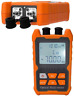 Fiber Optic Cable Tester Portable Optical Power Meter FC/SC/ST Universal 1Mw -