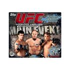 2010 Topps UFC Main Event Uncaged 10