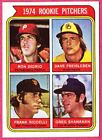 Top 20 Budget 1970s Football Hall of Fame Rookie Cards 32