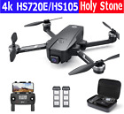 Holy Stone HS720E HS105 GPS Foldable FPV Drone with UHD 4K EIS Quadcopter