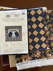 Old Friends Quilt Kit with Fabric  Pattern Warren Kimble by Fiber Mosaics 62802