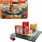 Matchbox Action Drivers Fire Station Rescue Playset with 164 Scale Firetruck L
