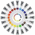 Oil Paint 20 Bright Oil Colors with High Saturation 50ml Large Multicolor 02