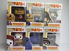 Funko Pop! Ad Icons McDonald's Lot With Exclusives (Including Captain Crook)